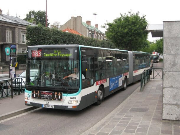 Автобус 183