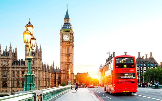 Каникулы в Лондоне