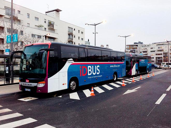 Междугородние автобусы