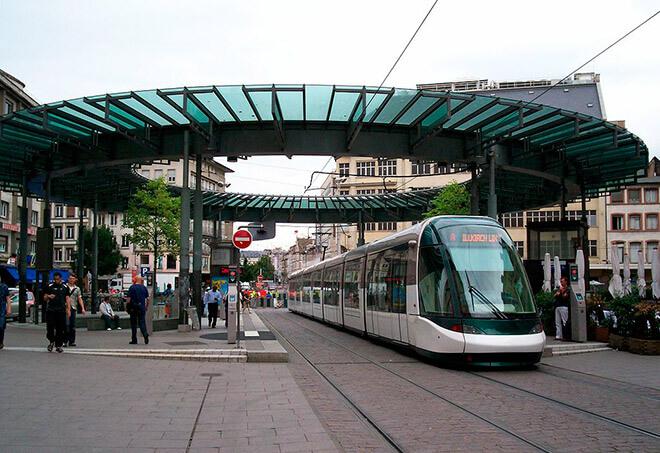 Транспорт в франции