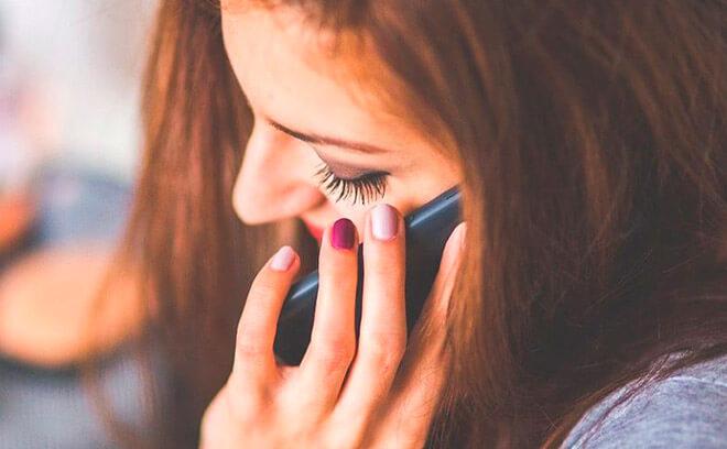 Диалог на тему разговор по телефоне