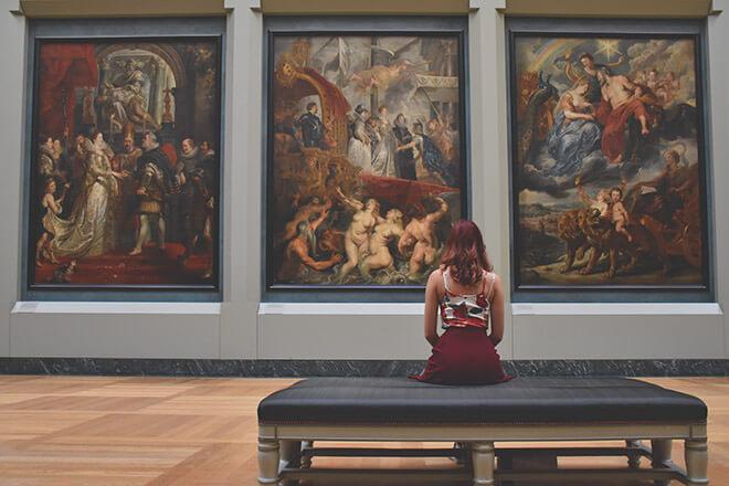 Глоссарий на тему искусство на французском