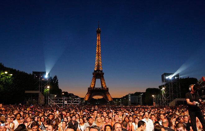 День музыки в Франции